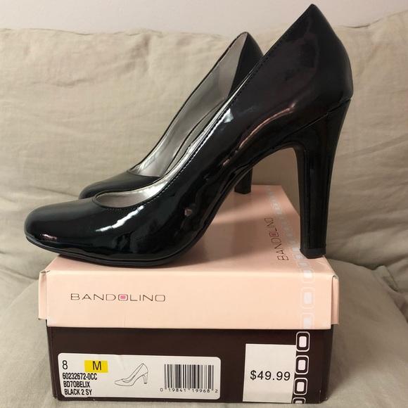 Bandolino Shoes | Black Heels | Poshmark